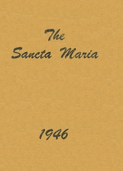 Page 1, 1946 Edition, St Marys High School - Sancta Maria Yearbook (Lynn, MA) online yearbook collection