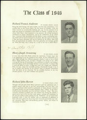 Page 12, 1946 Edition, St Marys High School - Sancta Maria Yearbook (Lynn, MA) online yearbook collection