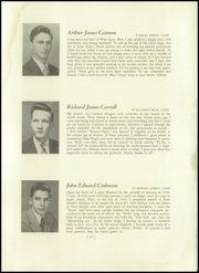 Page 15, 1946 Edition, St Marys High School - Sancta Maria Yearbook (Lynn, MA) online yearbook collection