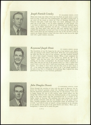 Page 17, 1946 Edition, St Marys High School - Sancta Maria Yearbook (Lynn, MA) online yearbook collection
