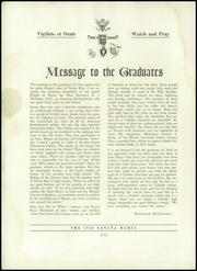 Page 6, 1946 Edition, St Marys High School - Sancta Maria Yearbook (Lynn, MA) online yearbook collection