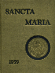 Page 1, 1959 Edition, St Marys High School - Sancta Maria Yearbook (Lynn, MA) online yearbook collection
