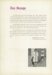Page 16, 1942 Edition, Jamaica Plain High School - Yearbook (Boston, MA) online yearbook collection