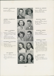 Page 39, 1945 Edition, Jamaica Plain High School - Yearbook (Boston, MA) online yearbook collection