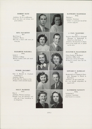 Page 40, 1945 Edition, Jamaica Plain High School - Yearbook (Boston, MA) online yearbook collection