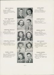Page 41, 1945 Edition, Jamaica Plain High School - Yearbook (Boston, MA) online yearbook collection