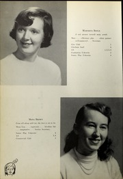 Page 14, 1954 Edition, Grafton High School - Compass Yearbook (Grafton, MA) online yearbook collection