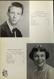Page 16, 1954 Edition, Grafton High School - Compass Yearbook (Grafton, MA) online yearbook collection