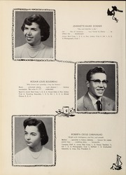 Page 14, 1957 Edition, Grafton High School - Compass Yearbook (Grafton, MA) online yearbook collection