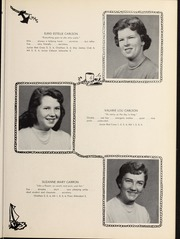 Page 15, 1957 Edition, Grafton High School - Compass Yearbook (Grafton, MA) online yearbook collection