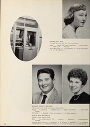 Page 16, 1960 Edition, Grafton High School - Compass Yearbook (Grafton, MA) online yearbook collection