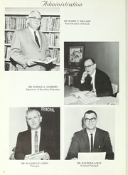 Page 10, 1967 Edition, Grafton High School - Compass Yearbook (Grafton, MA) online yearbook collection