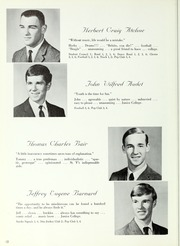 Page 16, 1967 Edition, Grafton High School - Compass Yearbook (Grafton, MA) online yearbook collection