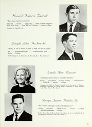 Page 17, 1967 Edition, Grafton High School - Compass Yearbook (Grafton, MA) online yearbook collection