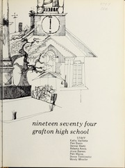 Page 7, 1974 Edition, Grafton High School - Compass Yearbook (Grafton, MA) online yearbook collection