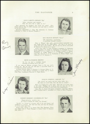 Page 11, 1941 Edition, Oliver Ames High School - Eastoner Yearbook (North Easton, MA) online yearbook collection