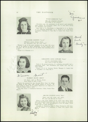Page 14, 1941 Edition, Oliver Ames High School - Eastoner Yearbook (North Easton, MA) online yearbook collection
