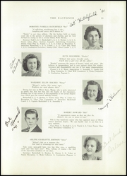Page 15, 1941 Edition, Oliver Ames High School - Eastoner Yearbook (North Easton, MA) online yearbook collection