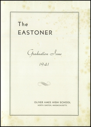 Page 3, 1941 Edition, Oliver Ames High School - Eastoner Yearbook (North Easton, MA) online yearbook collection