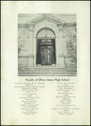 Page 4, 1941 Edition, Oliver Ames High School - Eastoner Yearbook (North Easton, MA) online yearbook collection