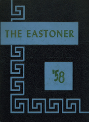 1958 Edition, Oliver Ames High School - Eastoner Yearbook (North Easton, MA)