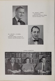 Page 10, 1959 Edition, Nauset Regional High School - Nauset Tides Yearbook (North Eastham, MA) online yearbook collection