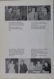 Page 12, 1959 Edition, Nauset Regional High School - Nauset Tides Yearbook (North Eastham, MA) online yearbook collection
