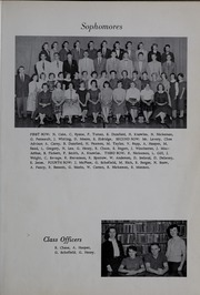 Page 15, 1959 Edition, Nauset Regional High School - Nauset Tides Yearbook (North Eastham, MA) online yearbook collection