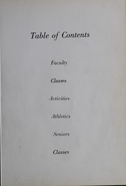 Page 7, 1959 Edition, Nauset Regional High School - Nauset Tides Yearbook (North Eastham, MA) online yearbook collection