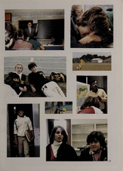 Page 17, 1986 Edition, Nauset Regional High School - Nauset Tides Yearbook (North Eastham, MA) online yearbook collection