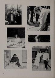 Page 6, 1986 Edition, Nauset Regional High School - Nauset Tides Yearbook (North Eastham, MA) online yearbook collection