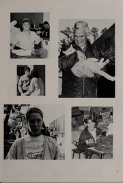 Page 7, 1986 Edition, Nauset Regional High School - Nauset Tides Yearbook (North Eastham, MA) online yearbook collection