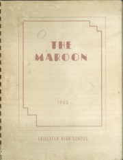 Page 1, 1942 Edition, Leicester High School - Maroon Yearbook (Leicester, MA) online yearbook collection