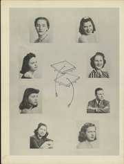 Page 16, 1942 Edition, Leicester High School - Maroon Yearbook (Leicester, MA) online yearbook collection