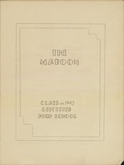 Page 5, 1942 Edition, Leicester High School - Maroon Yearbook (Leicester, MA) online yearbook collection