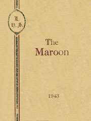 Page 1, 1943 Edition, Leicester High School - Maroon Yearbook (Leicester, MA) online yearbook collection