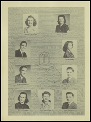 Page 16, 1943 Edition, Leicester High School - Maroon Yearbook (Leicester, MA) online yearbook collection