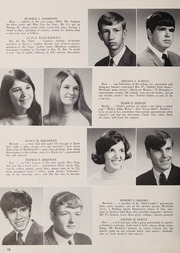 Page 14, 1970 Edition, Leicester High School - Maroon Yearbook (Leicester, MA) online yearbook collection