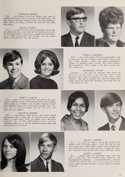 Page 15, 1970 Edition, Leicester High School - Maroon Yearbook (Leicester, MA) online yearbook collection