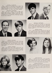 Page 17, 1970 Edition, Leicester High School - Maroon Yearbook (Leicester, MA) online yearbook collection