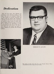 Page 7, 1970 Edition, Leicester High School - Maroon Yearbook (Leicester, MA) online yearbook collection