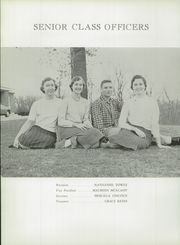 Page 14, 1958 Edition, Cohasset High School - Tessahoc Yearbook (Cohasset, MA) online yearbook collection