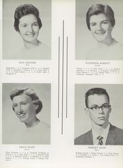 Page 15, 1958 Edition, Cohasset High School - Tessahoc Yearbook (Cohasset, MA) online yearbook collection