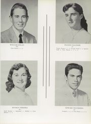 Page 17, 1958 Edition, Cohasset High School - Tessahoc Yearbook (Cohasset, MA) online yearbook collection