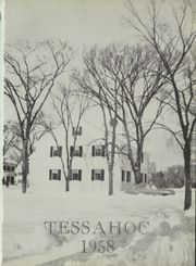 Page 5, 1958 Edition, Cohasset High School - Tessahoc Yearbook (Cohasset, MA) online yearbook collection