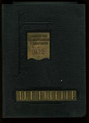 1933 Edition, Worcester Polytechnic Institute - Peddler Yearbook (Worcester, MA)
