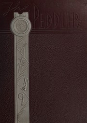 1937 Edition, Worcester Polytechnic Institute - Peddler Yearbook (Worcester, MA)