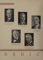 Page 10, 1937 Edition, Worcester Polytechnic Institute - Peddler Yearbook (Worcester, MA) online yearbook collection