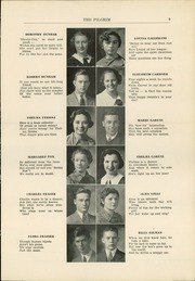 Page 11, 1936 Edition, Plymouth High School - Pilgrim Yearbook (Plymouth, MA) online yearbook collection