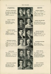 Page 8, 1936 Edition, Plymouth High School - Pilgrim Yearbook (Plymouth, MA) online yearbook collection